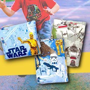 Pottery Barn Kids STAR WARS Flat Sheet Pillowcases